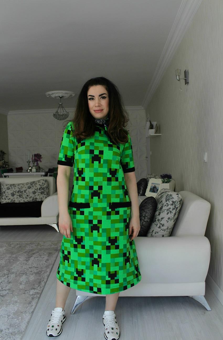 çift taraflı elbise-sewing blog-reversible dress