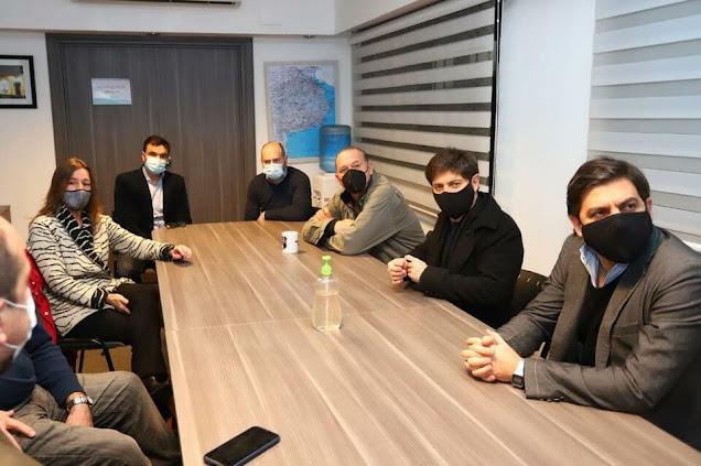 Reunión de Seguridad en la provincia