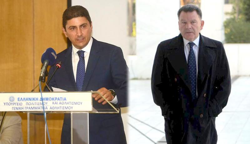 Επικοινωνία Κούγια -  Αυγενάκης για το Αλκαζάρ