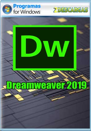 Adobe Dreamweaver CC 2019 v19 [Full] Español