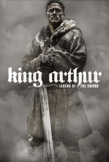 Free Download King Arthur Legend Of The Sword 2017 English HDCAM  700MB