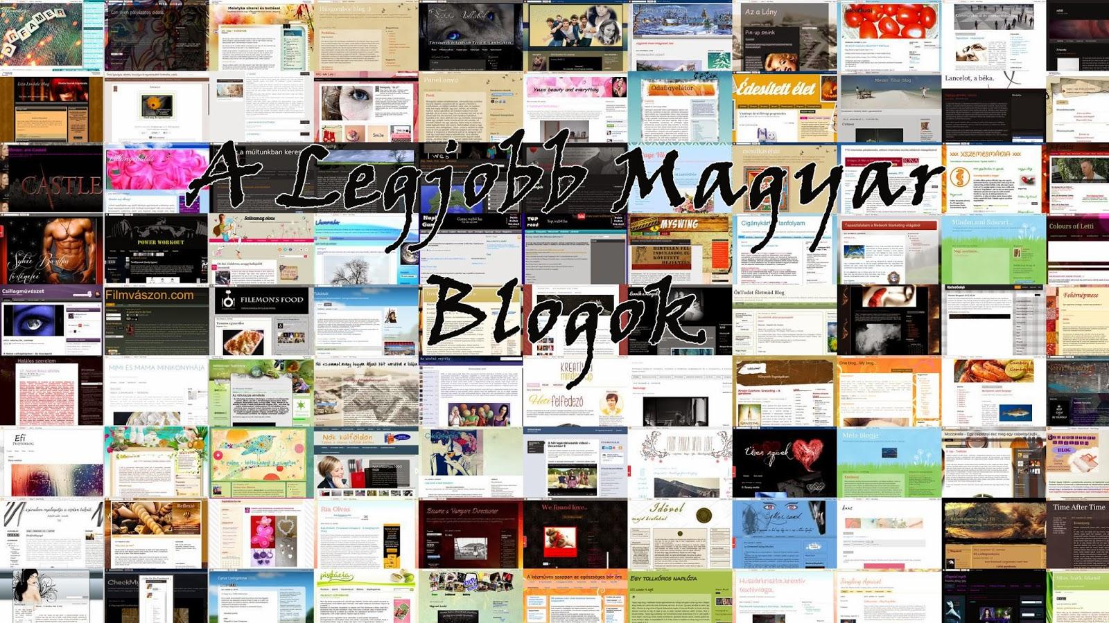 f24cecc420 Az alábbi bejegyzésben azokat a blogokat sorolom fel (feltüntetve az  elérhetőségüket is), amelyek számomra elfogadhatóak (kinézetileg,  tartalmilag) és ...
