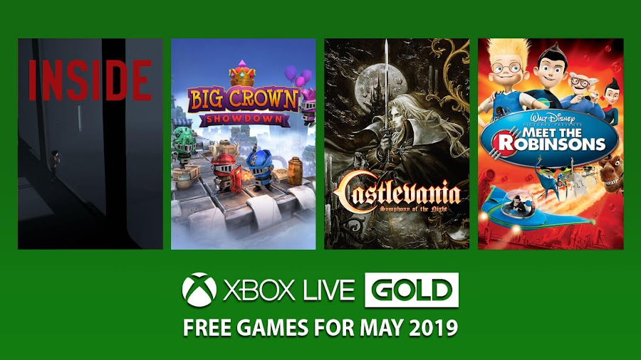 xbox live gold free games july 2019 big crown showdown castlevania sotn inside meet the robinsons