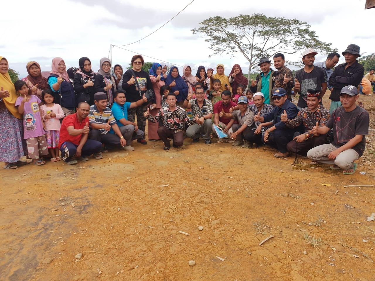 Kementerian Sosial RI Survei Lokasi Program Komunitas Adat Terpencil di Bener Meriah