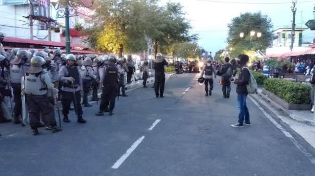 Belasan Mahasiswa dan Demonstran Jogja Memanggil Hilang, Berikut Daftarnya
