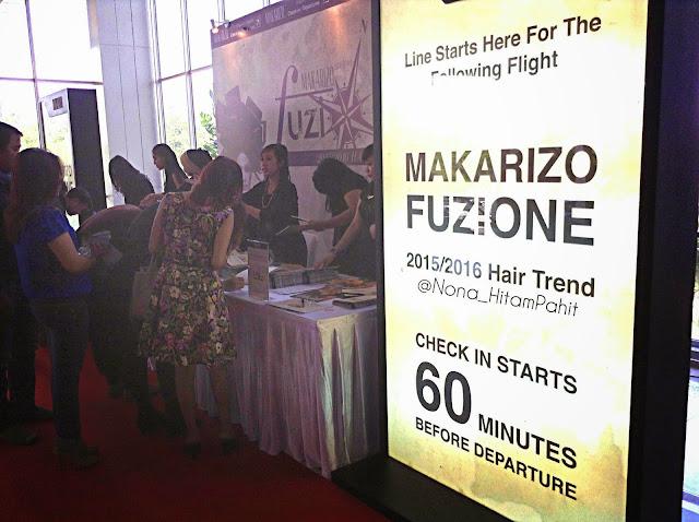 Makarizo Fuzione, Italy, Hair Treatment, Hair Trends 2015