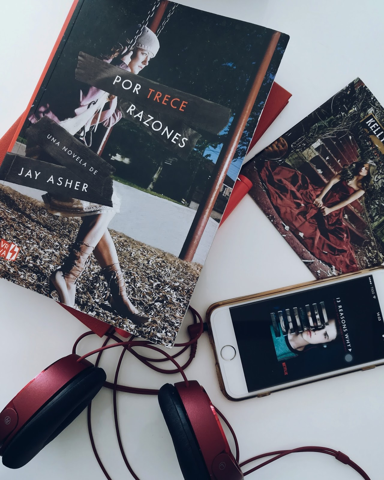 13 Reasons Why Libro Español 13 Reasons Why Leer El Libro Antes De Ver La Serie En Netflix
