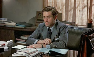 Robert De Niro as Monroe Stahr in The Last Tycoon, Directed by Elia Kazan
