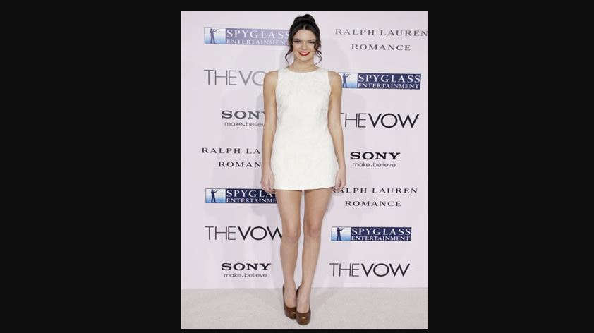 "Kendall Jenner Premiere The Vow"" Los Angeles"