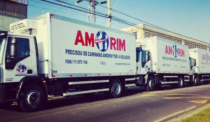 Grupo Amorim Transportes abre vagas para motoristas categoria D