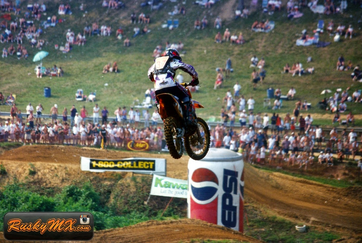 Ty Wallace Budds Creek 1996