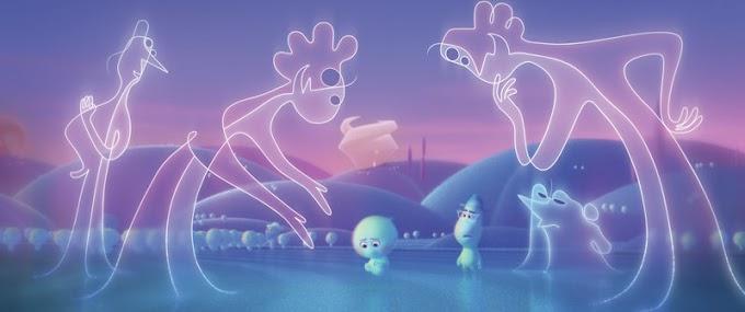 In 'Soul,' Jon Batiste's Music Helps Bring Pixar's First Black Lead To Life