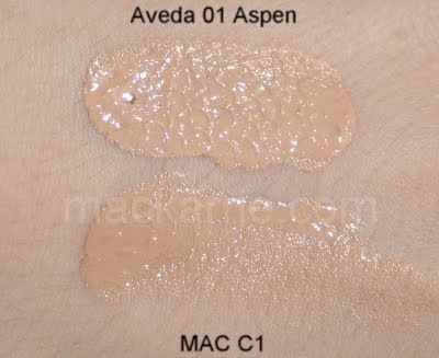 Mackarrie Beauty Style Blog Aveda Inner Light Mineral