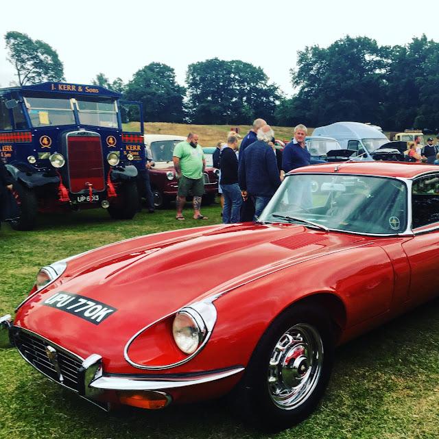 Wakefield Car Show