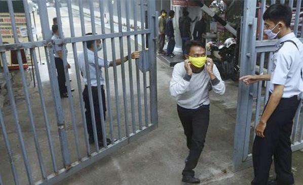 Lagi, 39 Ribu Narapidana se-Indonesia Dibebaskan Karena Corona