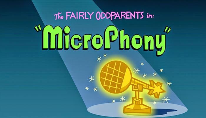 Micrófono Mágico (Temporada 3 x 3.1)
