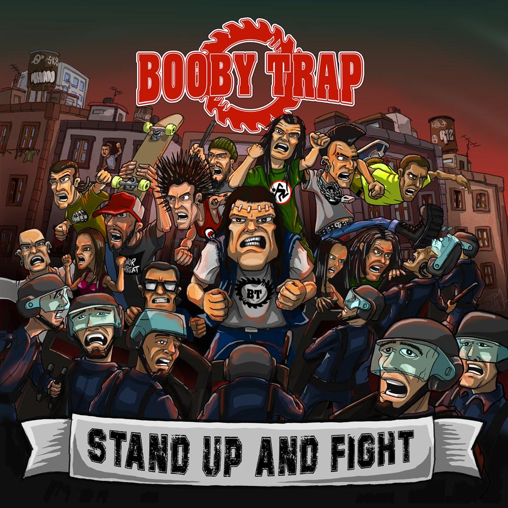Resultado de imagem para Booby Trap Stand Up And Fight