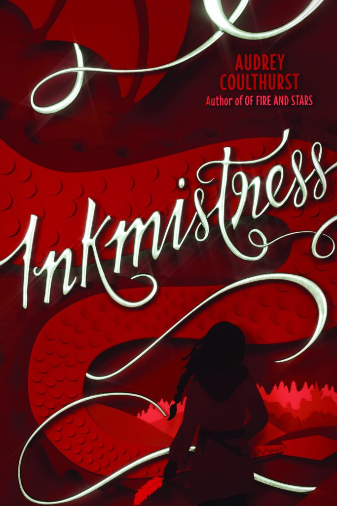 Inkmistress by Audrey Coulthurst