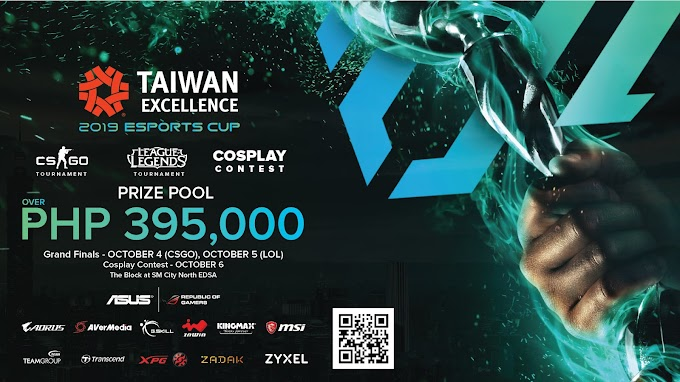 Taiwan Excellence Initiates First-Ever eSports Tournament in the Philippines