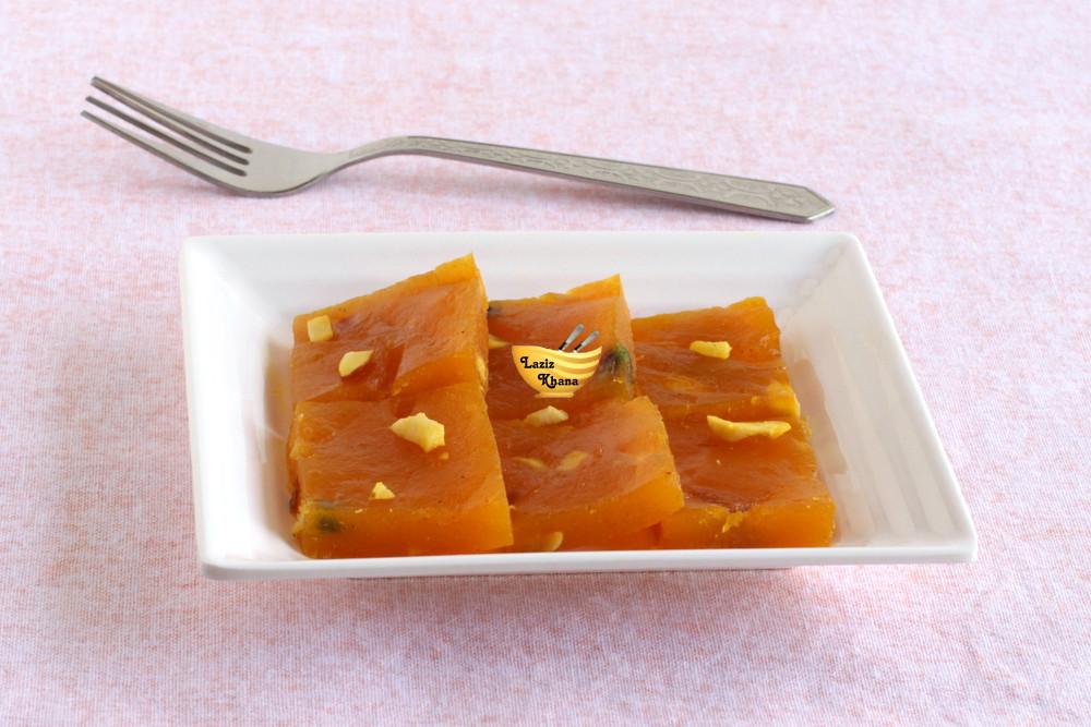 Mango Burfi Recipe in Hindi