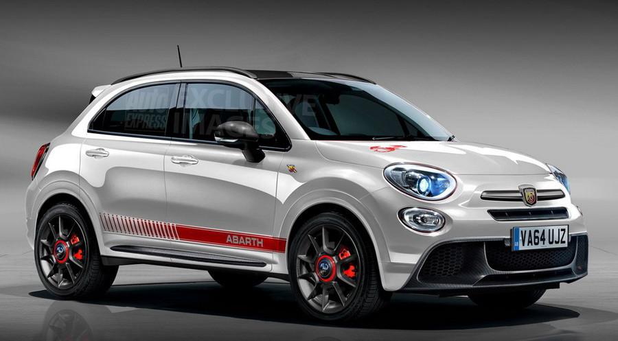 World of cars Fiat prepares competitor Nissan Juke NISM