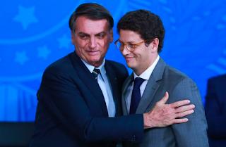 "Ricardo Salles aproveita pandemia e ""passa boiada"" no Projeto Tamar"