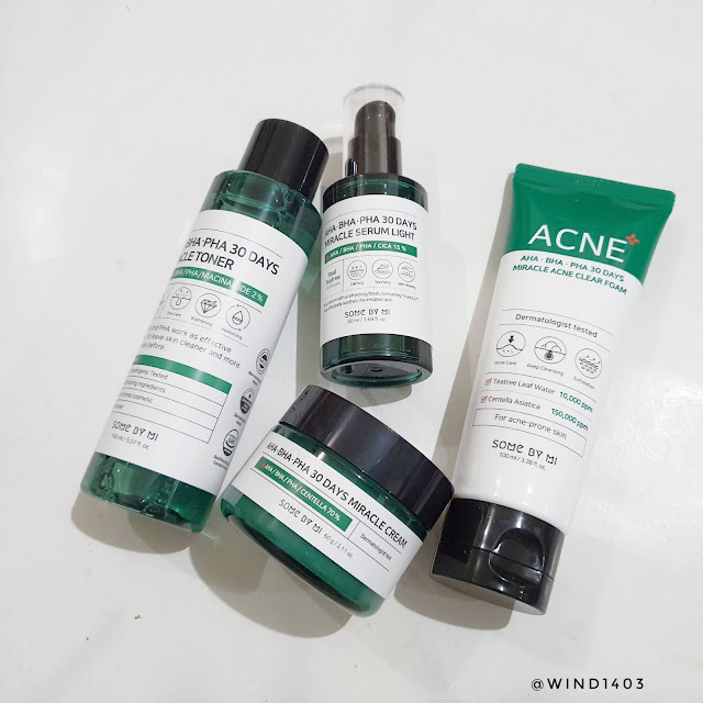 Review Some by Mi AHA BHA PHA 30 days Miracle Series