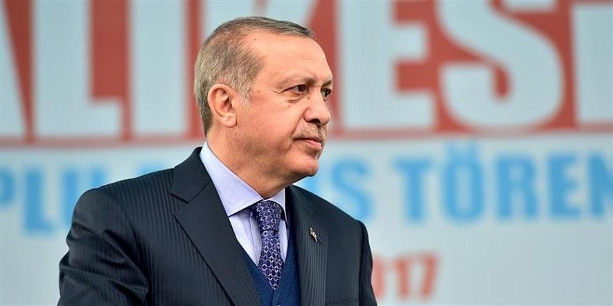«Προδότες» βλέπει πάλι ο Ερντογάν στην Τουρκία