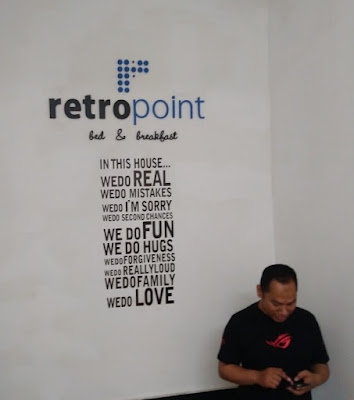 Retro Point Bed & Breakfast Bandung
