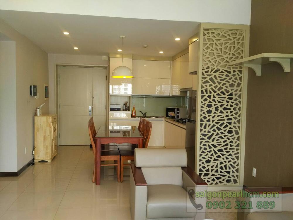 SaigonPearl cho thuê tầng 32 full nội thất giá cực tốt - hình 4
