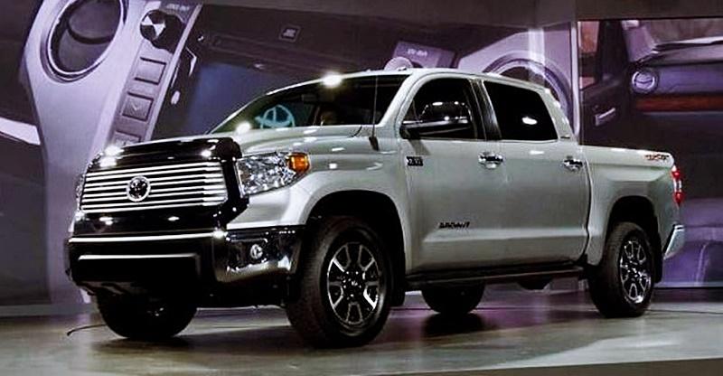 Toyota Tundra Truck Diesel Platinum