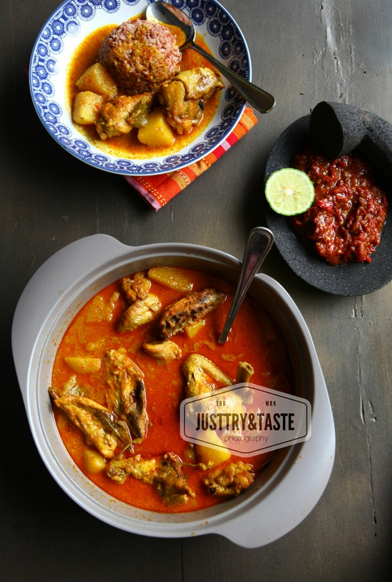 Resep Gulai Ayam Jawa : resep, gulai, Resep, Gulai, Ketika, Gempa, Taste