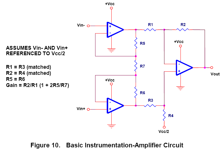 circuits4you.com: Single-Supply Op-Amp Circuit Collection