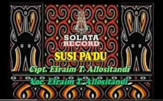 Download Lagu Susi Pa'du (Efraim T. Allositandi)