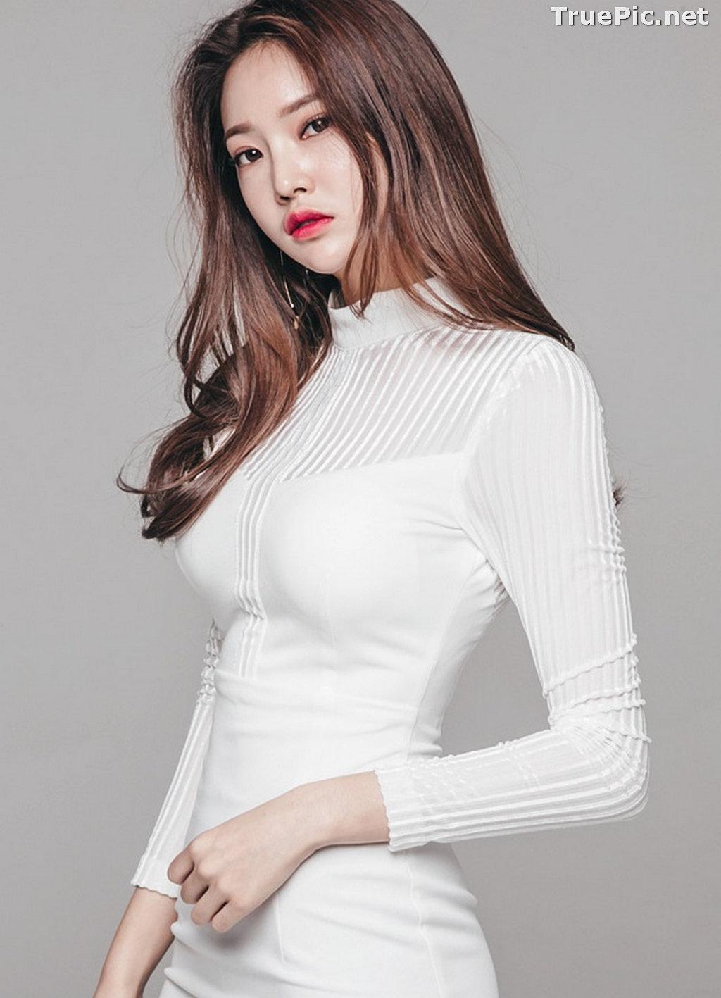Image Korean Beautiful Model – Park Jung Yoon – Fashion Photography #11 - TruePic.net - Picture-48