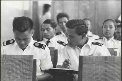 Foto Lawas Akademi Militer Jaman Dulu