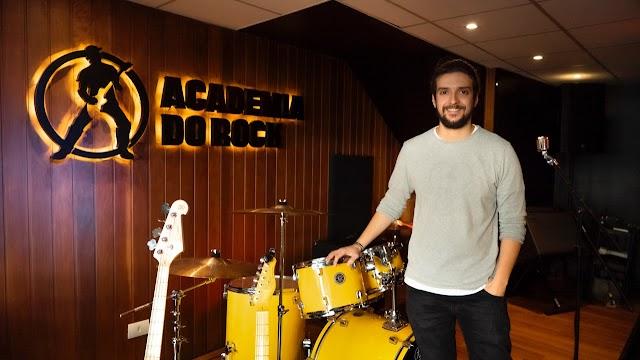 Acabou pra você, Jack Black! Academia do Rock inaugura franquia no bairro de Moema.
