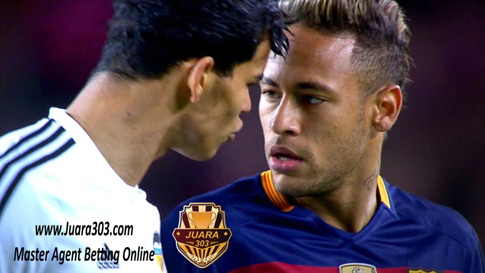 Juara303 Enrique Mengatakan Tidak Melihat Provokasi Oleh Neymar
