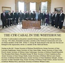 Council On Foreign Relations (CFR) Komplotan Rahasia Kaum Globalis Terbesar