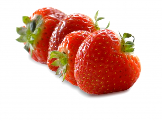 fresas bonitas