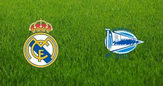موعد مباراة ريال مدريد وديبورتيفو ألافيس ضمن الدوري الاسباني بتاريخ 10/07/2020