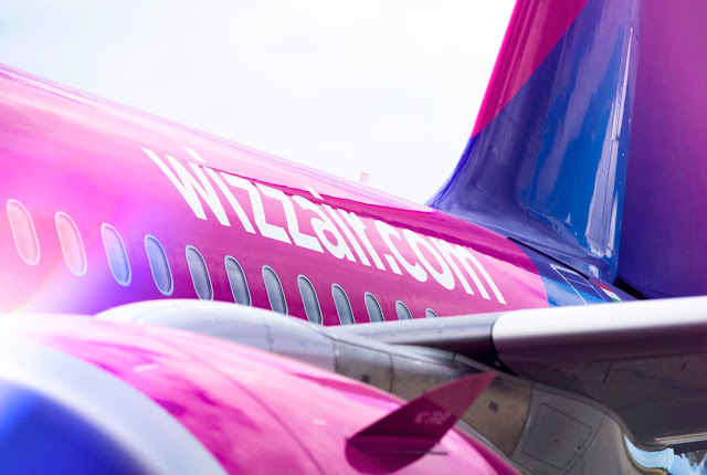 Wizz Air A320 aircraft
