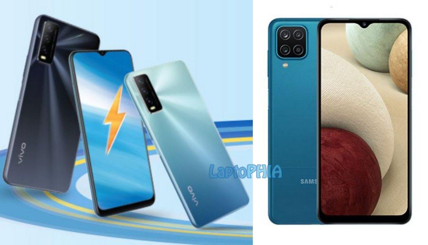 Duel Vivo Y20s G vs Samsung Galaxy A12: Harga Selisih 100 Ribu, Mana yang Lebih Unggul?