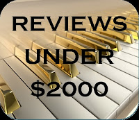 Digital Pianos Under $2000 to $1000 / REVIEW