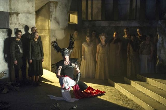Tippett: King Priam - English Touring Opera 2014 (Photo Richard Hubert Smith)