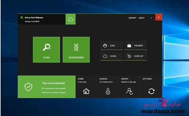 تحميل anti malware
