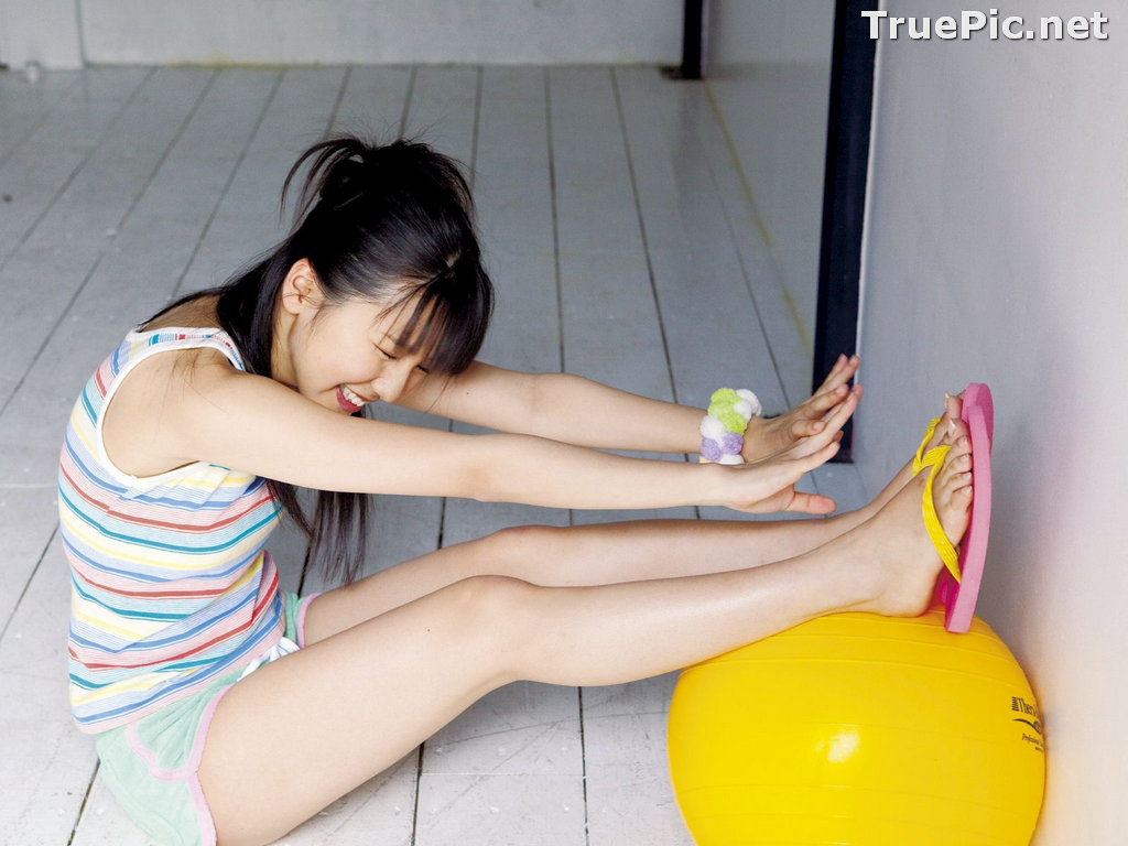 Image Japanese Singer and Actress - Erina Mano - Summer Greeting Photo Set - TruePic.net - Picture-8