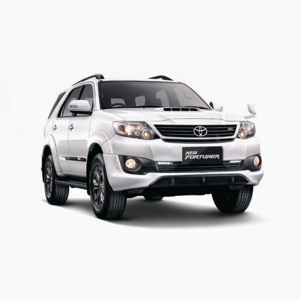 Body Kit Toyota Grand Fortuner TRD 2014