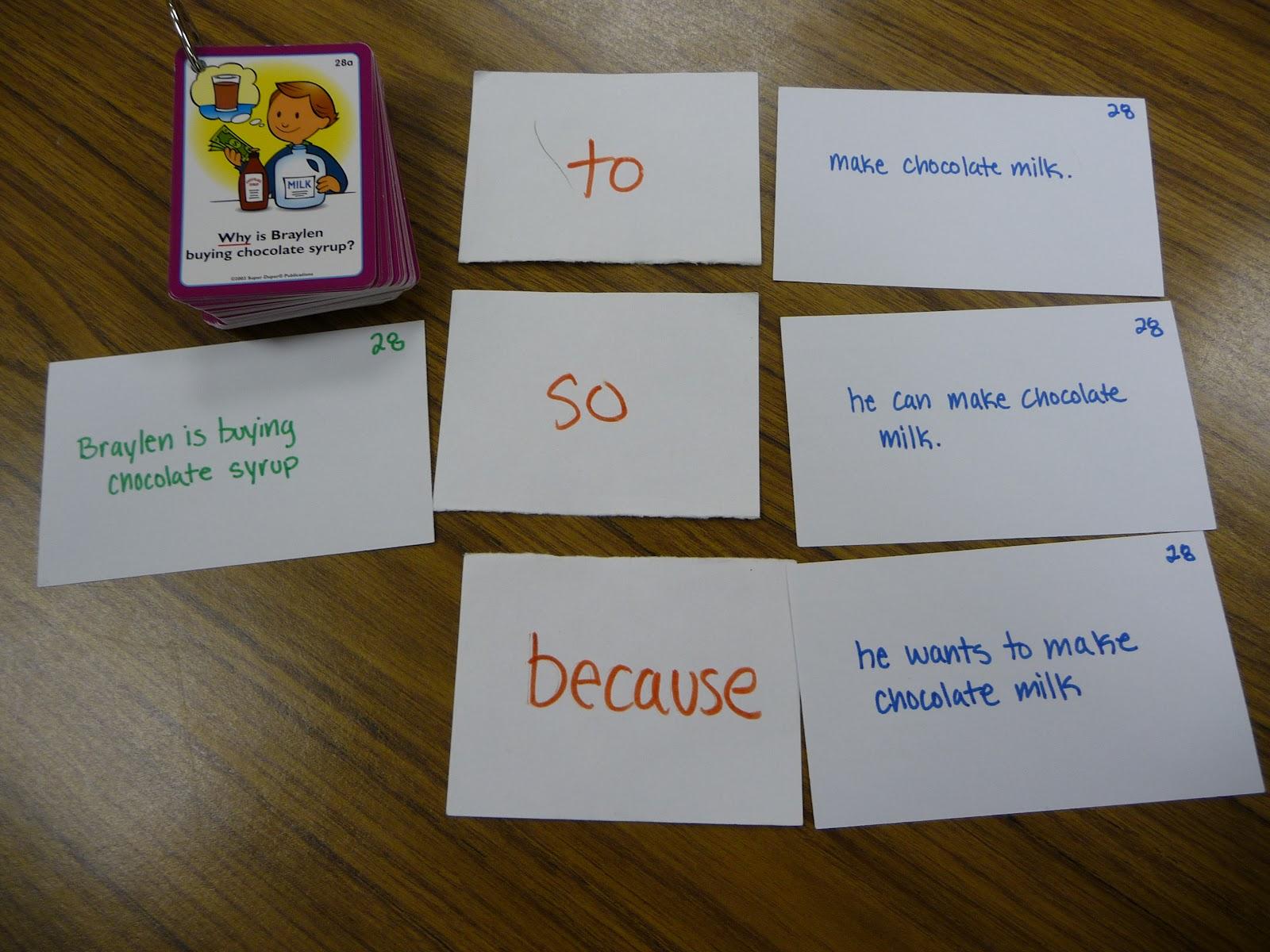 Homework Speech Ideas