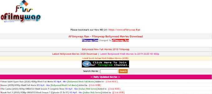 Ofilmywap Downalod Hindi Movie Free 2020
